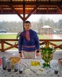 Русский стол для гостей