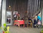 Чайная церемония на фестивале МИКРОДОМ